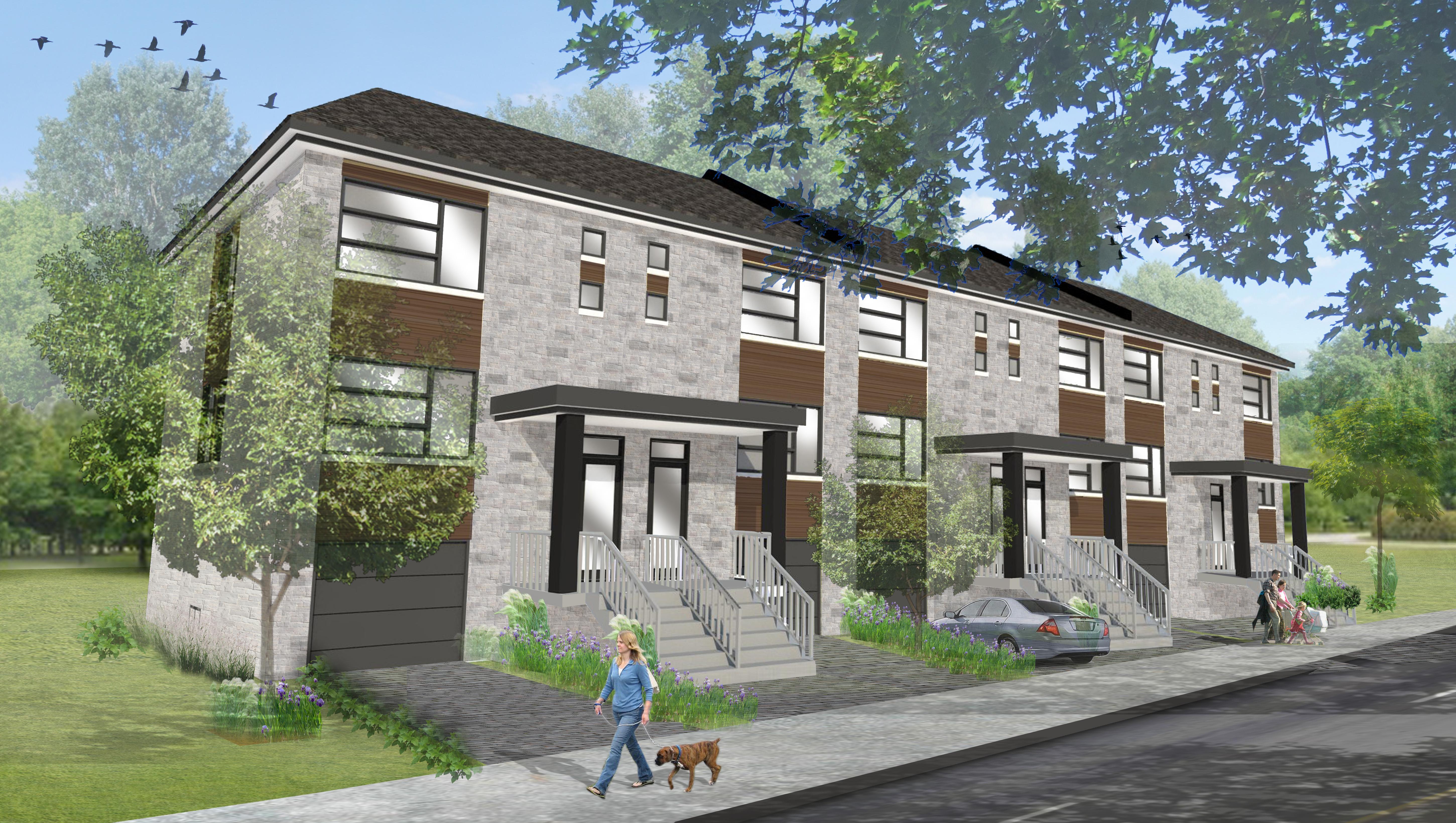 LES HABITATIONS DUVERNAY EST projet immobilier construction neuve à vendre