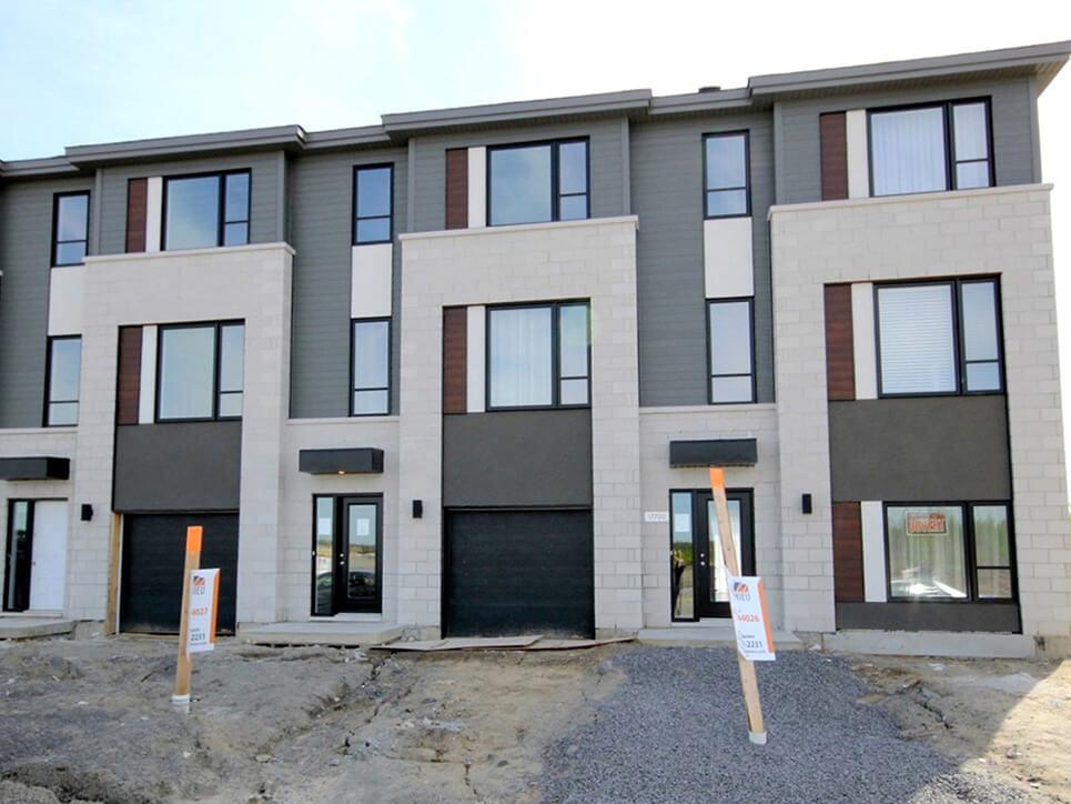 extérieur mirabel urbain construction neuve projet immobilier rive nord maisons de ville