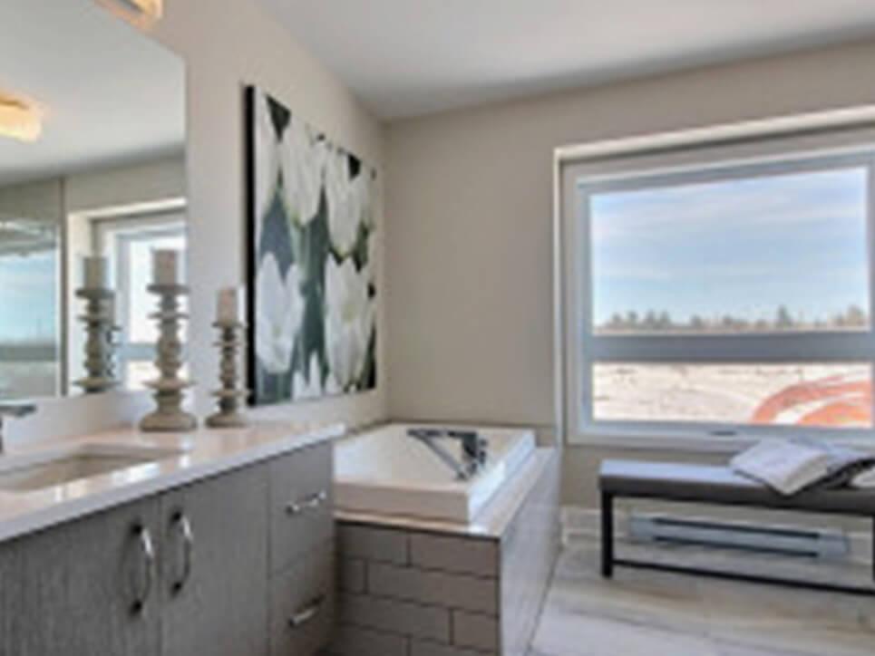 salle de bain mirabel urbain construction neuve projet immobilier rive nord maisons de ville