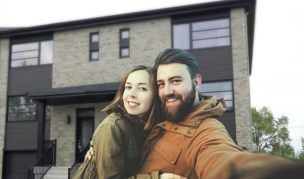 Habitations Duvernay est - visite